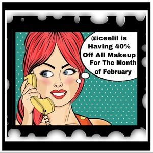 💖✨💝40% Off All Makeup! All Month Long💝✨💖